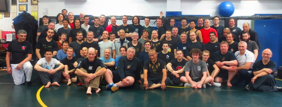Dan Inosanto Seminar on April 6 & 7, 2013